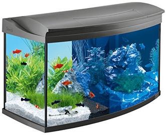 Akvariumas Tetra AquaArt, pilkas, 100 l, su įranga