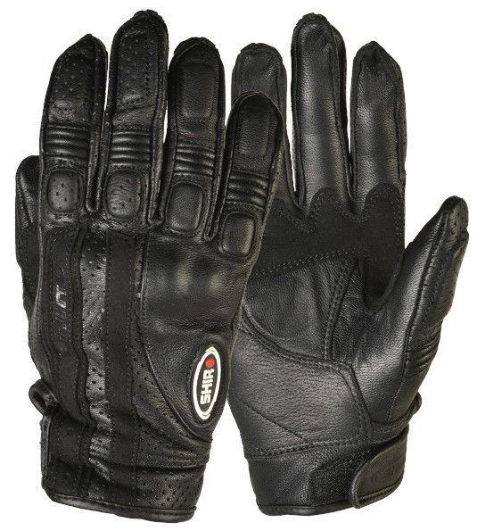 Shiro Pista Gloves SH-06 Black M