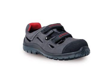 Vyriški verstos odos sandalai Alba&N, be aulo, pilki, 44 dydis