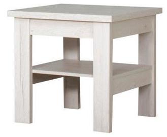 Kafijas galdiņš Bodzio S37 Pearl Sonoma Oak, 600x600x590 mm