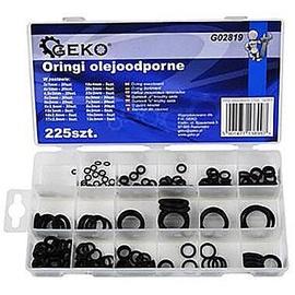 Geko Rubber Seal Set 225pcs