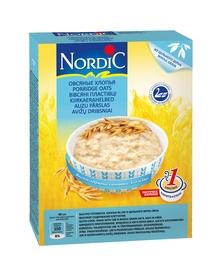 Avižų dribsniai Nordic, 500 g