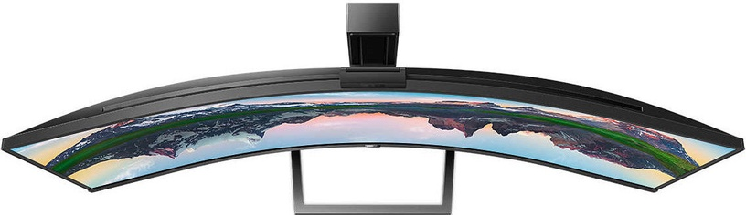 "Monitorius Philips 499P9H/00, 48.8"", 5 ms"