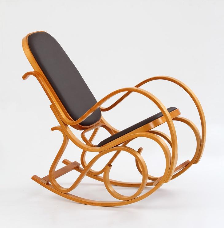 Fotelis Halmar Max Bis Plus Alder, 90x52x95 cm