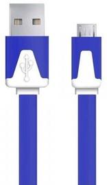 Esperanza Cable USB / USB-micro Blue 1 m