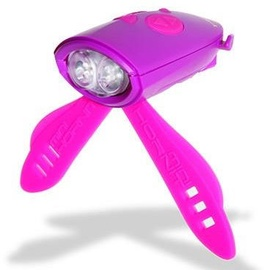 Hornit Mini Bike Horn/Light Purple