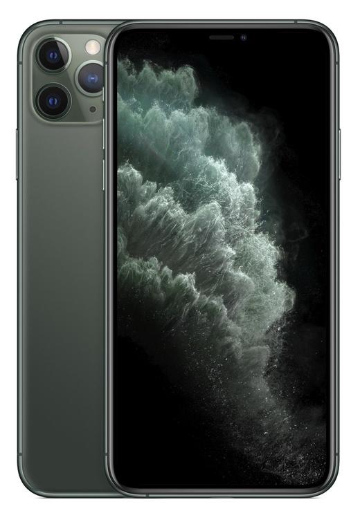Mobilus telefonas Apple iPhone 11 Pro Max 64GB Midnight Green