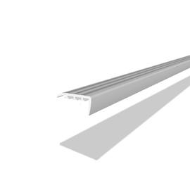 Kāpņu leņķis FSNR45 1.35m, gaiši pelēks