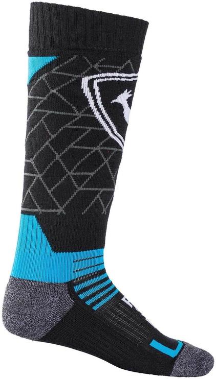Носки Rossignol Ski Jr Premium Wool Blue/Black, XS, 1 шт.