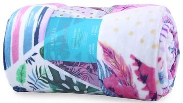 AmeliaHome Fleece Blanket Kaleidoscope 150x200cm