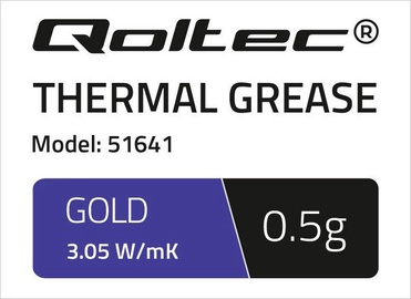 Qoltec Thermal Grease 3.05 W/m-K 0.5g