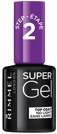Rimmel London Super Gel Top Coat 12ml