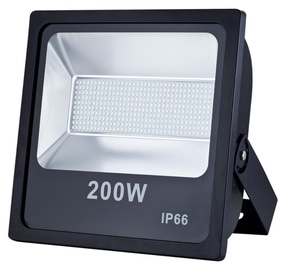 ART External Lamp LED 200W 265V 6500K Black