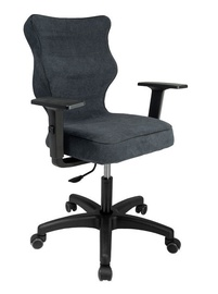 Entelo Uni Office Chair AT04 Navy Blue