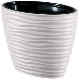 Вазон Form Plastic 3115-011, белый