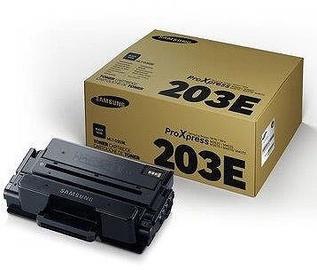 Тонер Samsung MLT-D203E, черный