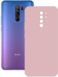 Ksix Silk Back Case For Xiaomi Redmi 9 Pink