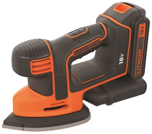 Black & Decker Battery Triangle Grinder Mouse BDCDS18