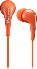 Ausinės Pioneer SE-CL502 In-Ear Orange