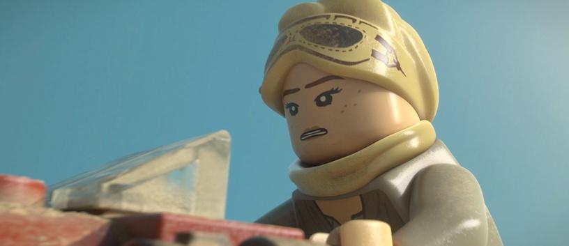 LEGO Star Wars: The Force Awakens PSV