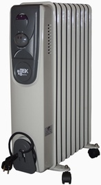 Besk 2000w 9 Fin Oil Radiator