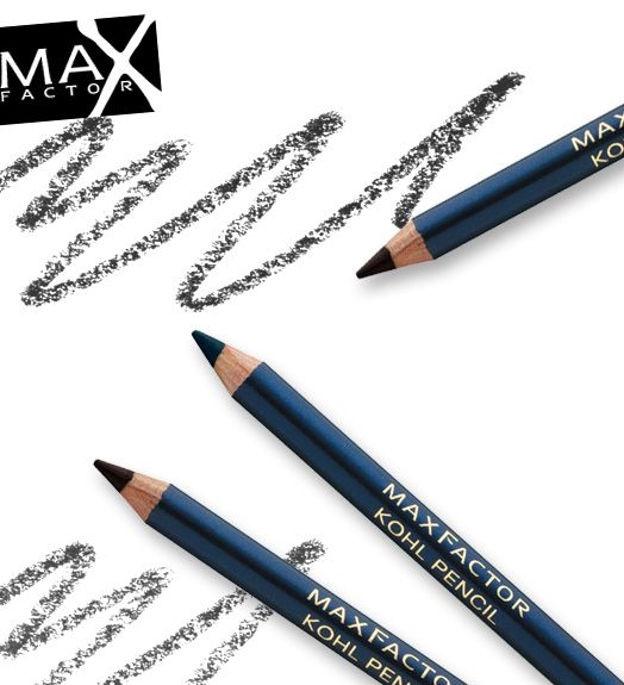 Max Factor Kohl Pencil 20 Black