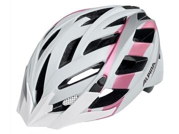 Alpina Sports FB JR. 2.0 Helmet 50-55 White/Pink