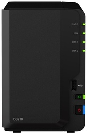 Synology DiskStation DS218 4TB Iron Wolf