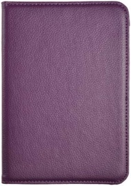 Etui Eco Leather Case with Rotated Stand P3200 Purple