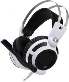 Žaidimų ausinės Omega Freestyle OVH4050 White