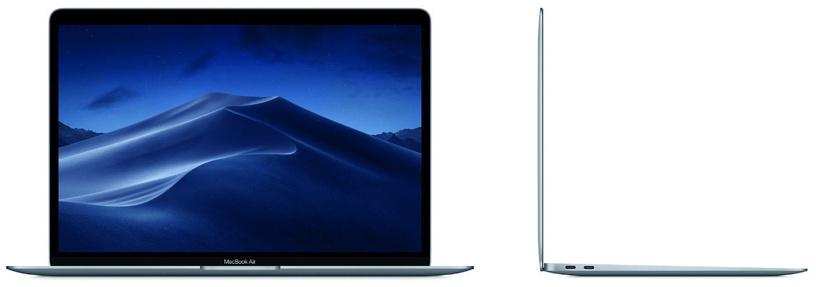 """Nešiojamas kompiuteris Apple MacBook Air / 13.3"""" Retina / i5 DC 1.6 GHz / 8GB RAM / 128 SSD / ENG Space Grey"""