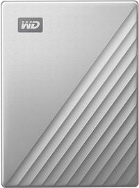 Western Digital My Passport Ultra USB-C 4TB Silver