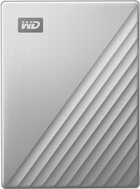 Western Digital My Passport Ultra USB-C 4TB Silver