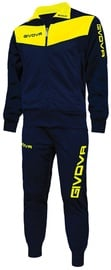 Givova Visa Navy Yellow M
