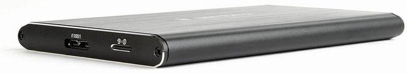 Gembird EE2-U3S-4 USB 3.0 Black