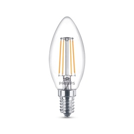 SPULDZE LED CLASSIC B35 4W E14 WW CL 470 (PHILIPS)