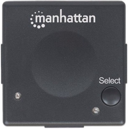 Manhattan 1080p 2-port HDMI Switch