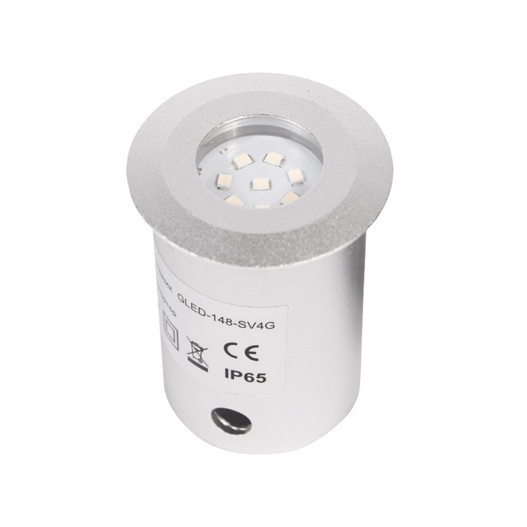Domoletti GLED-148 LED Lamp 2.5W Aluminium
