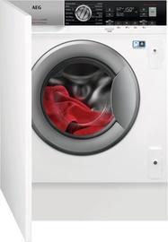 Įmontuojama skalbimo mašina AEG L8WBE68SI
