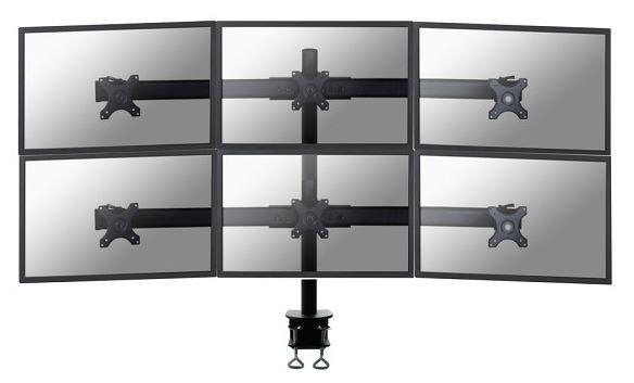 NewStar Desk Mount For LED/LCD 19-27'' Black