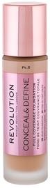 Makeup Revolution London Conceal & Define Foundation 23ml F4.5
