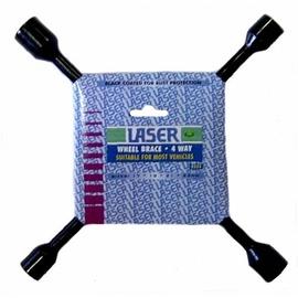 Laser Wheel Brace 4 Way