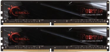 G.SKILL Fortis for AMD 16GB 2133MHz CL15 DDR4 KIT OF 2 F4-2133C15D-16GFT