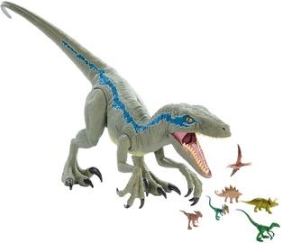 Žaislinė figūrėlė Mattel Jurassic World Velociraptor GCT93