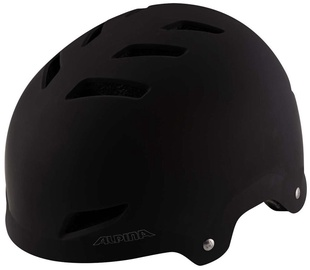 Alpina Park Jr. Helmet Black 51-55cm