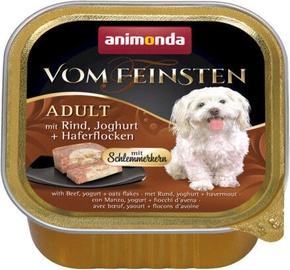Animonda Vom Feinsten Adult Beef & Yogurt & Oat Flakes 150g