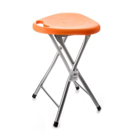 Salokāms vannas krēsls Gedy CO7567, oranžs