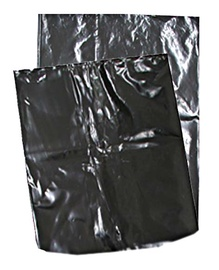 SN Polyethylene Bag 120x75cm 25pcs Black