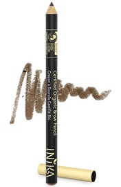 Inika Certified Organic Brow Pencil 1.2g Brunette Beauty