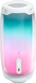 JBL Pulse 4 Portable Bluetooth Speaker White